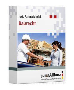 juris PartnerModul Baurecht von jurisAllianz