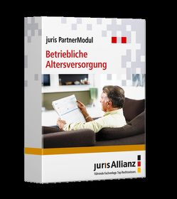 juris PartnerModul Betriebliche Altersversorgung von jurisAllianz