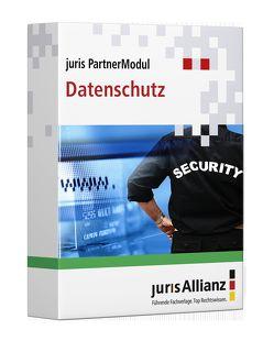 juris PartnerModul Datenschutz von jurisAllianz