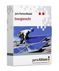 juris PartnerModul Energierecht von jurisAllianz