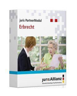 juris PartnerModul Erbrecht von jurisAllianz