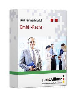 juris PartnerModul GmbH-Recht von jurisAllianz