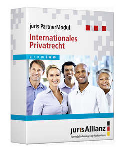 juris PartnerModul Internationales Privatrecht premium von jurisAllianz