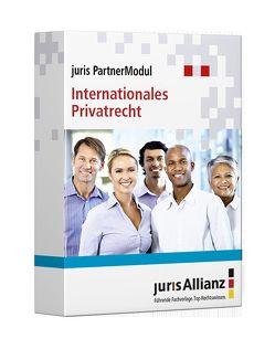 juris PartnerModul Internationales Privatrecht von jurisAllianz