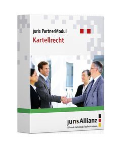 juris PartnerModul Kartellrecht von jurisAllianz