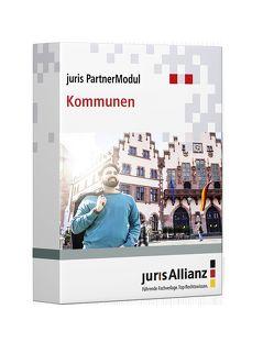 juris PartnerModul Kommunen von jurisAllianz