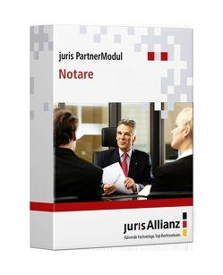 juris PartnerModul Notare von jurisAllianz