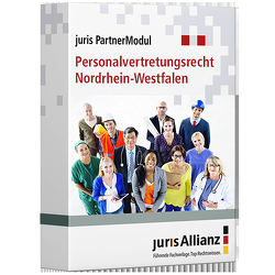 juris PartnerModul Personalvertretungsrecht Nordrhein-Westfalen von jurisAllianz