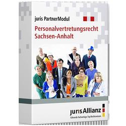 juris PartnerModul Personalvertretungsrecht Sachsen-Anhalt von jurisAllianz