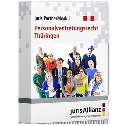 juris PartnerModul Personalvertretungsrecht Thüringen von jurisAllianz