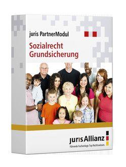 juris PartnerModul Sozialrecht Grundsicherung von jurisAllianz