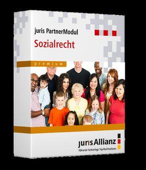 juris PartnerModul Sozialrecht premium von jurisAllianz
