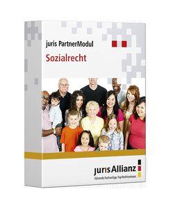 juris PartnerModul Sozialrecht von jurisAllianz