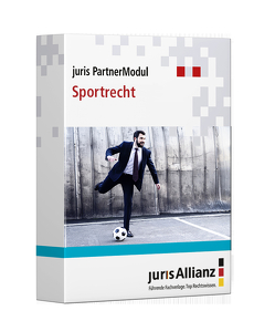 juris PartnerModul Sportrecht von jurisAllianz