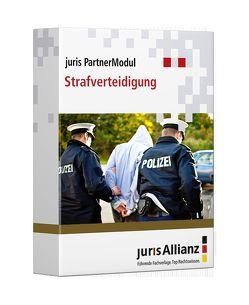 juris PartnerModul Strafverteidigung von jurisAllianz