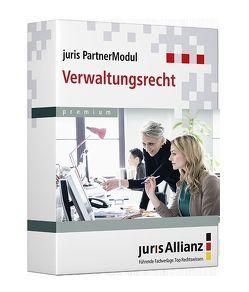 juris PartnerModul Verwaltungsrecht premium von jurisAllianz