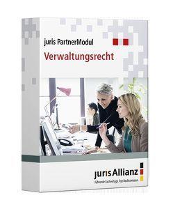 juris PartnerModul Verwaltungsrecht von jurisAllianz