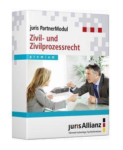 juris PartnerModul Zivil- und Zivilprozessrecht premium von jurisAllianz