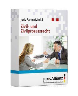 juris PartnerModul Zivil- und Zivilprozessrecht von jurisAllianz