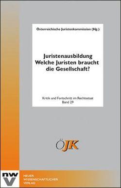 Juristenausbildung von Österreichische Juristenkommission