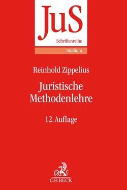 Juristische Methodenlehre von Würtenberger,  Thomas, Zippelius,  Reinhold
