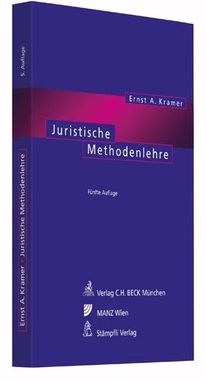 Juristische Methodenlehre von Kramer,  Ernst A.