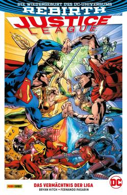 Justice League von Heiss,  Christian, Hitch,  Bryan, Pasarin,  Fernando