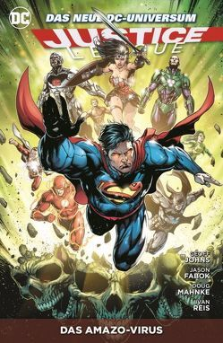 Justice League von Fabok,  Jason, Johns,  Geoff