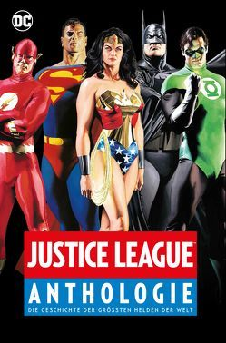 Justice League Anthologie von Heiss,  Christian, Panini, Rösch,  Alexander
