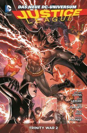 Justice League von Daniel,  Tony, Johns,  Geoff