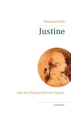 Justine von Marquis de Sade,  Donatien-Alphonse-François