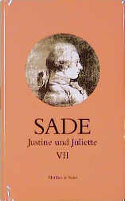 Justine und Juliette von de Sade,  Donatien Alphonse François, Paladino,  Mimmo, Pfister,  Michael, Zweifel,  Stefan