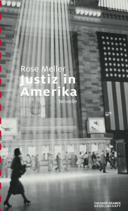 Justiz in Amerika von Emanuely,  Alexander, Meller,  Rose