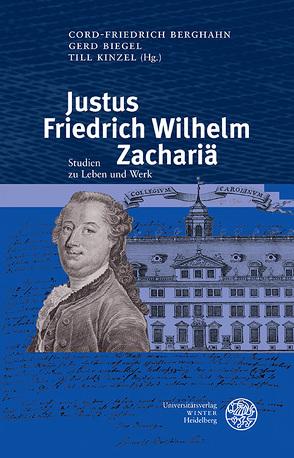 Justus Friedrich Wilhelm Zachariä von Berghahn,  Cord-Friedrich, Biegel,  Gerd, Kinzel,  Till