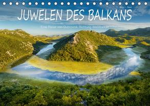 Juwelen des Balkans (Tischkalender 2020 DIN A5 quer) von L. Beyer,  Stefan