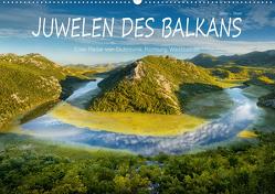 Juwelen des Balkans (Wandkalender 2020 DIN A2 quer) von L. Beyer,  Stefan