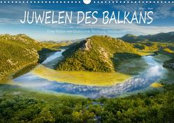 Juwelen des Balkans (Wandkalender 2021 DIN A3 quer) von L. Beyer,  Stefan