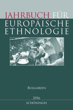 JV Jahrbuch für Europäische Ethnologie 11-2016 von Alzheimer,  Heidrun, Doering-Manteuffel,  Sabine, Drascek,  Daniel, Treiber,  Angelika