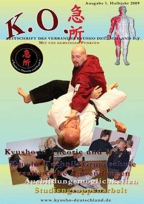 K.O. – Zeitschrift des Verbandes Kyusho Deutschland e.V. von Goly,  Norman