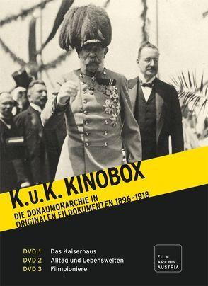 K. u. K. Kinobox von Kieninger,  Ernst, Wostry,  Nikolaus