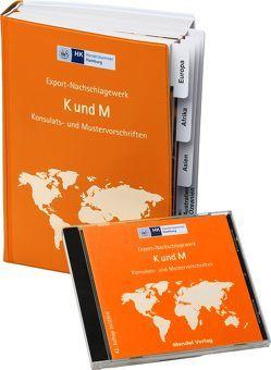 """""""K und M"""" – Konsulats- und Mustervorschriften"""