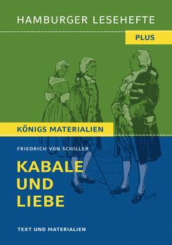 Kabale und Liebe von Schiller,  Friedrich von