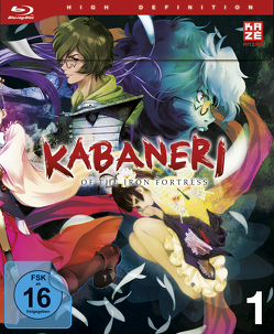 Kabaneri of the Iron Fortress – Blu-ray 1 von Araki,  Tetsuro