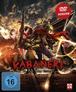 Kabaneri of the Iron Fortress – DVD 3 mit Sammelschuber (Limited Edition) von Araki,  Tetsuro