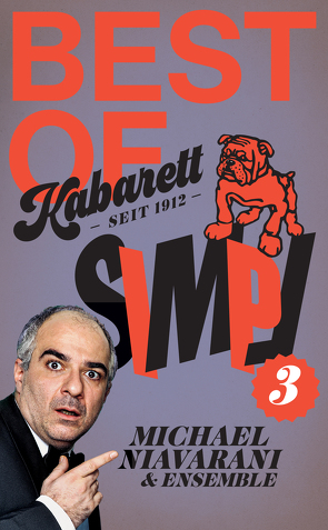 Kabarett Simpl Set: Michael Niavarani & Ensemble Vol. 3 von Niavarani,  Michael