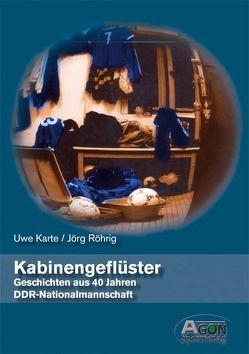 Kabinengeflüster von Karte,  Uwe, Röhrig,  Jörg