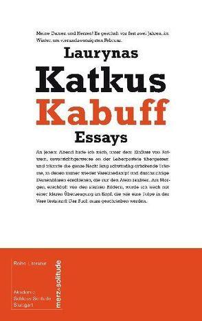 Kabuff von Katkus,  Laurynas