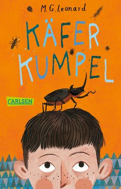 Käferkumpel (Die Käfer-Saga 1) von Leonard,  M.G., Somann-Jung,  Britt