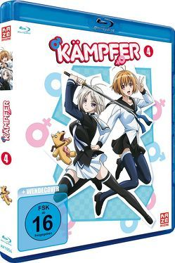 Kämpfer – Vol. 4 – Blu-ray von Kuroda,  Yasuhiro