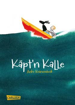 Käpt`n Kalle von Hachmeister,  Sylke, Kranendonk,  Anke